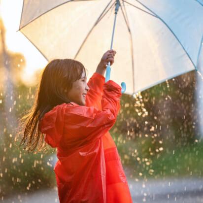 BUBパレード *傘づくり